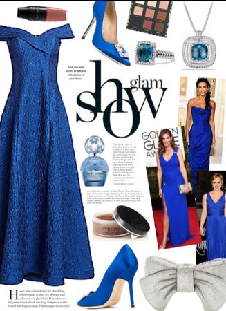 Glam Blue