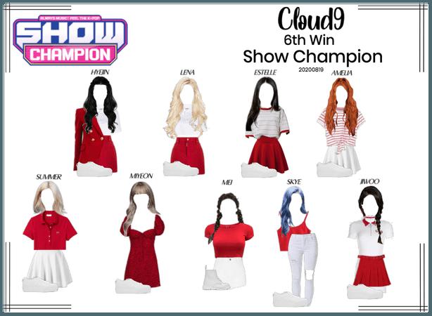 Cloud9 (구름아홉) | Show Champion | 20200819