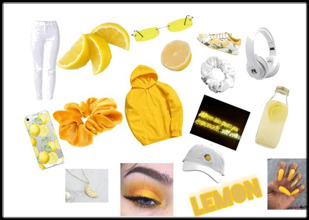 Lemonade Vsco Girl