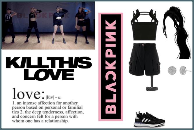 BlackPink 5th member Kill This Love Dance Practice