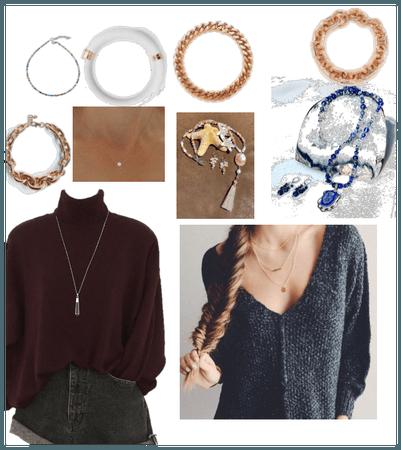 Necklaces challenge