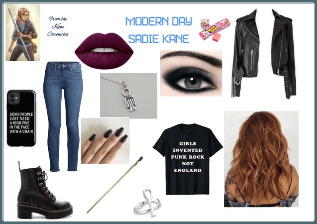 Modern Day Characters Thirteen: Sadie Kane