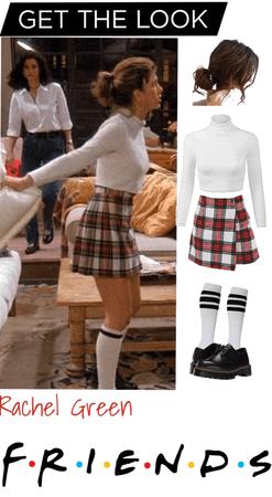 Set 72: Get the Look: Rachel Green