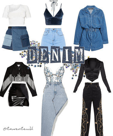 DENIM EVERYTHING