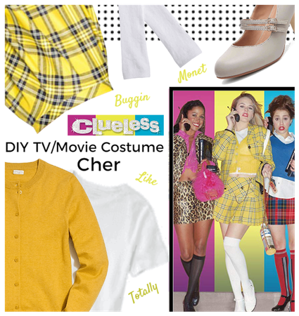 "DIY TV/Movie Costume ""Clueless"""