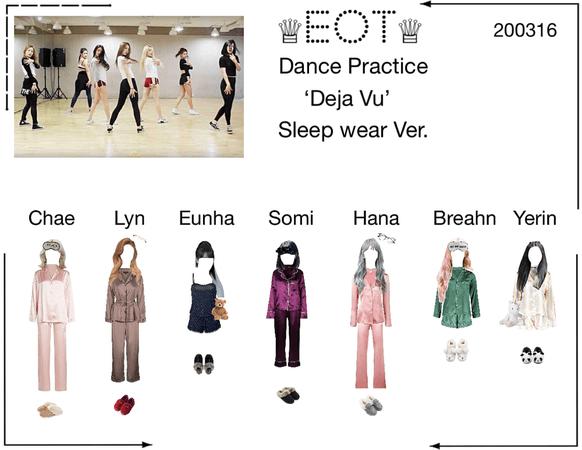 ♕EOT♕ Dance Practice 200316