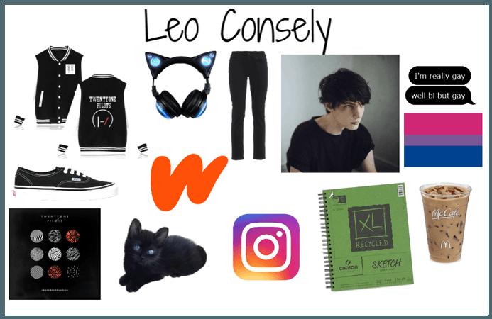Leo Consley