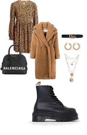 Designer leopard