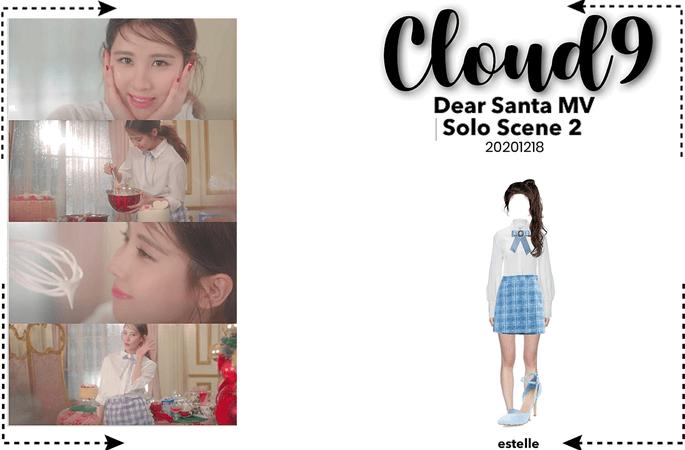Cloud9 (구름아홉) | Dear Santa MV Scene 3 | 20201218