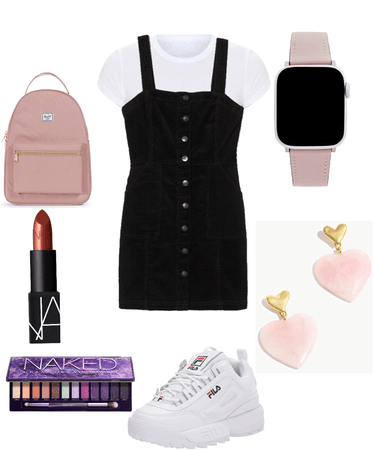 Teen Girl Outfit 1.1