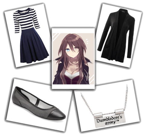 Black Butler OC2 Outfit 2