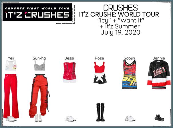 Crushes (호감) IT'Z Crushes   LA