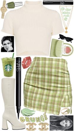 fashionably greenish ♻️
