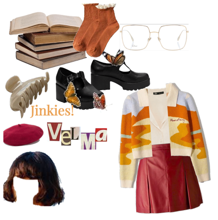 Velma Dinkley ~ Scooby Doo