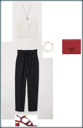 Básicamente outfit