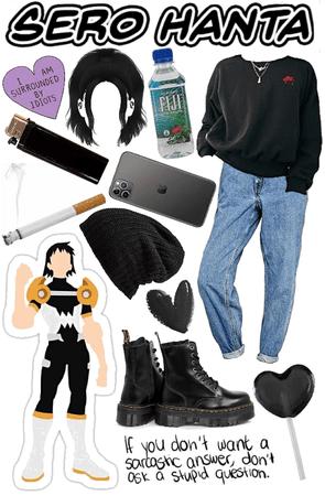 Hanta Sero Inspired Outfit