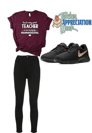 teacher appreciation week outfit