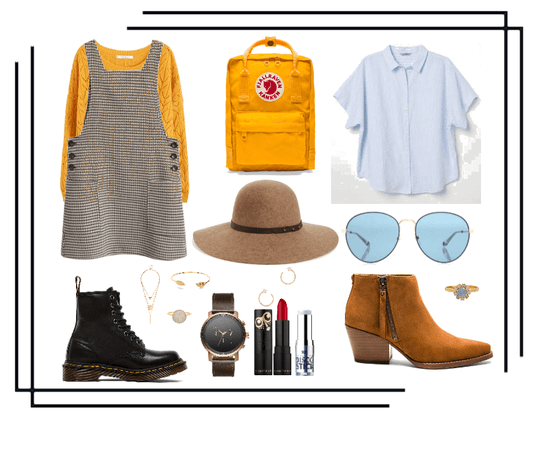 Total Fall Outfit