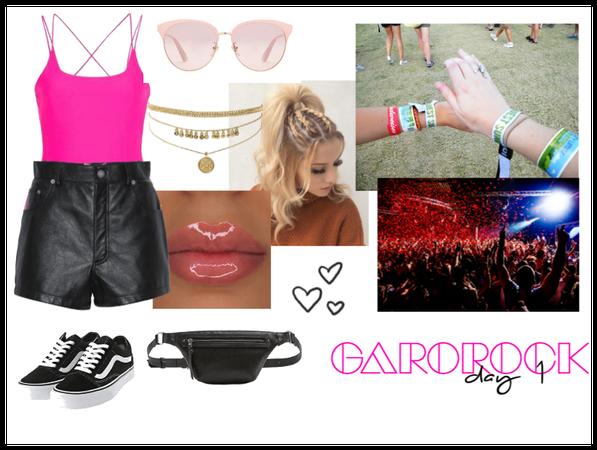 Garorock day one