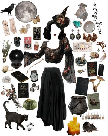 Witching around