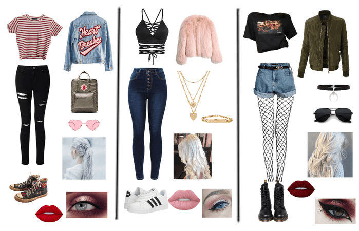 Claudia Outfits