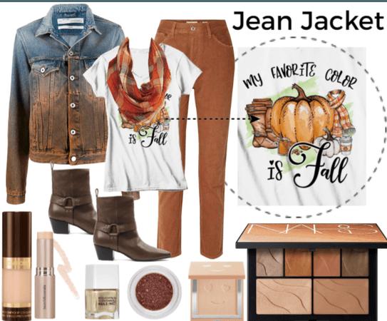 Jean Jacket Fall Trend