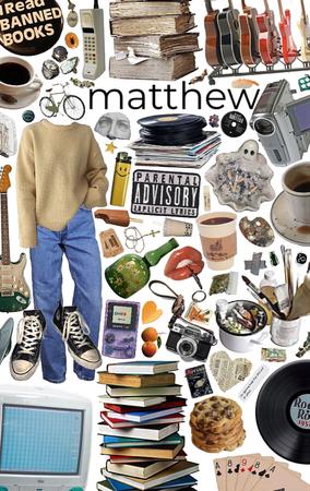 my friend matthew