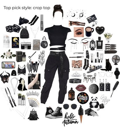 Top Pick Style: Crop Tops
