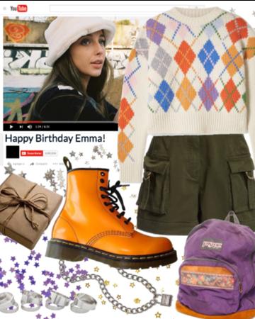 Emma Chamberlain's Birthday