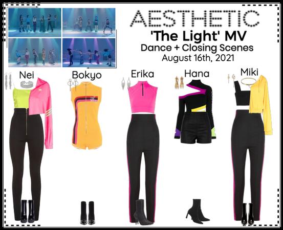 AESTHETIC (미적) 'The Light' MV