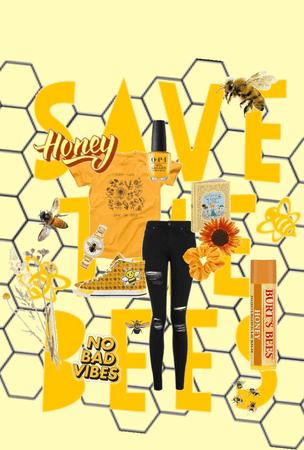 buzz buzz bees