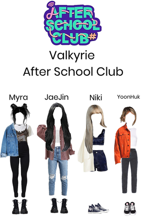 ~𝕍al𝕜yrie~ After School Club