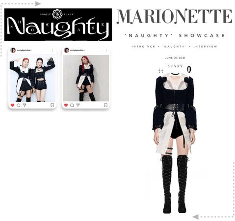 마리오네트 (MARIONETTE) - [SOOJIN X SUNNY] 'NAUGHTY' SHOWCASE