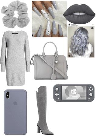 gray rich