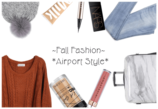 Fall Fashion- Airport Style