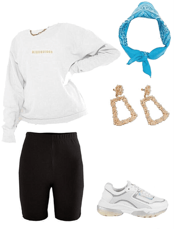 Missguided loungewear/ gym outfit x⛹🏼♀️☁️
