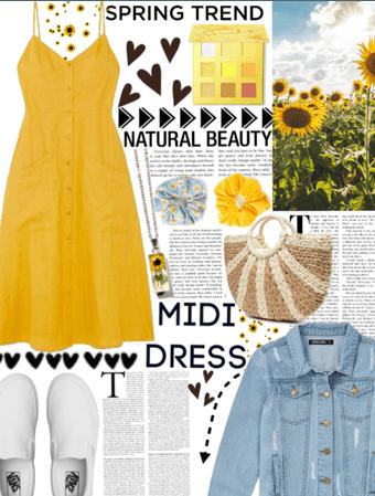 Style A Midi Dress.