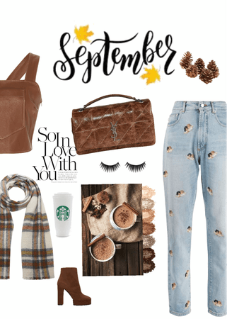 fall outfit 🍂