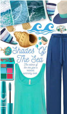 Shades of the sea