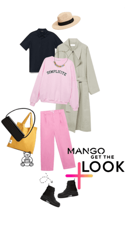 Mango outfit
