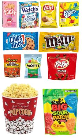 Pick A Snack
