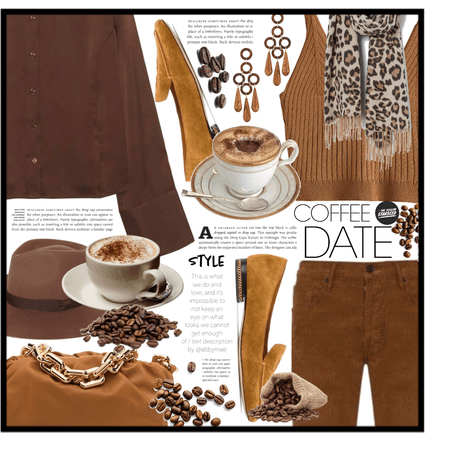 ☕️ Coffee Date ☕️