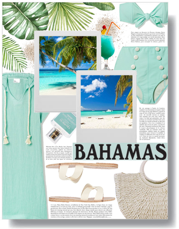 pack and go: bahamas 🇧🇸