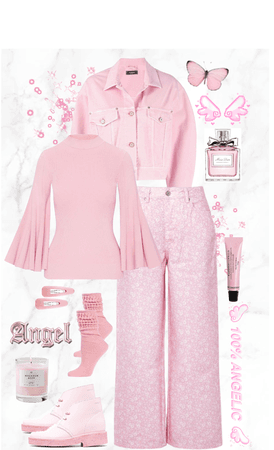 Pink Angel!