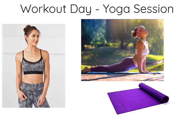 Workout Day - Yoga Session