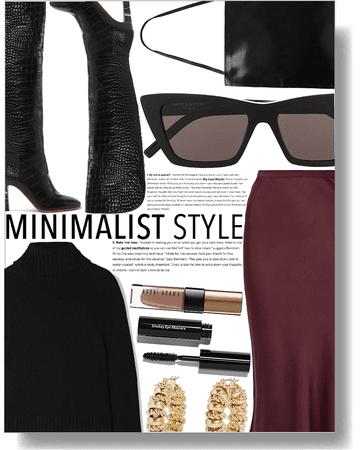 minimalist style #14