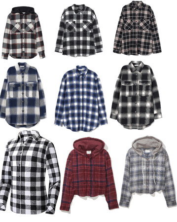 flannels to get