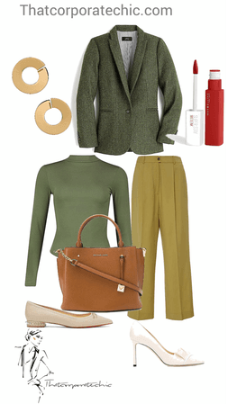 workwear style // Fall outfit