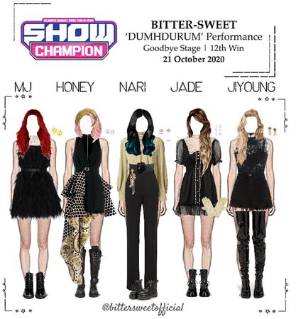 BITTER-SWEET [비터스윗] Show Champion 201021