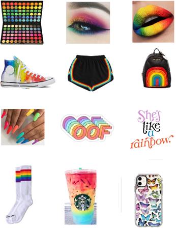 Rainbow Crash 🌈